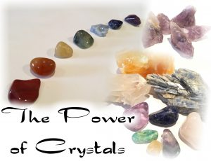 power of crystals