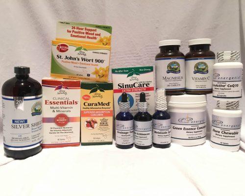 Natural Supplments